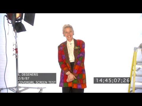 Ellen's COVERGIRL Audition