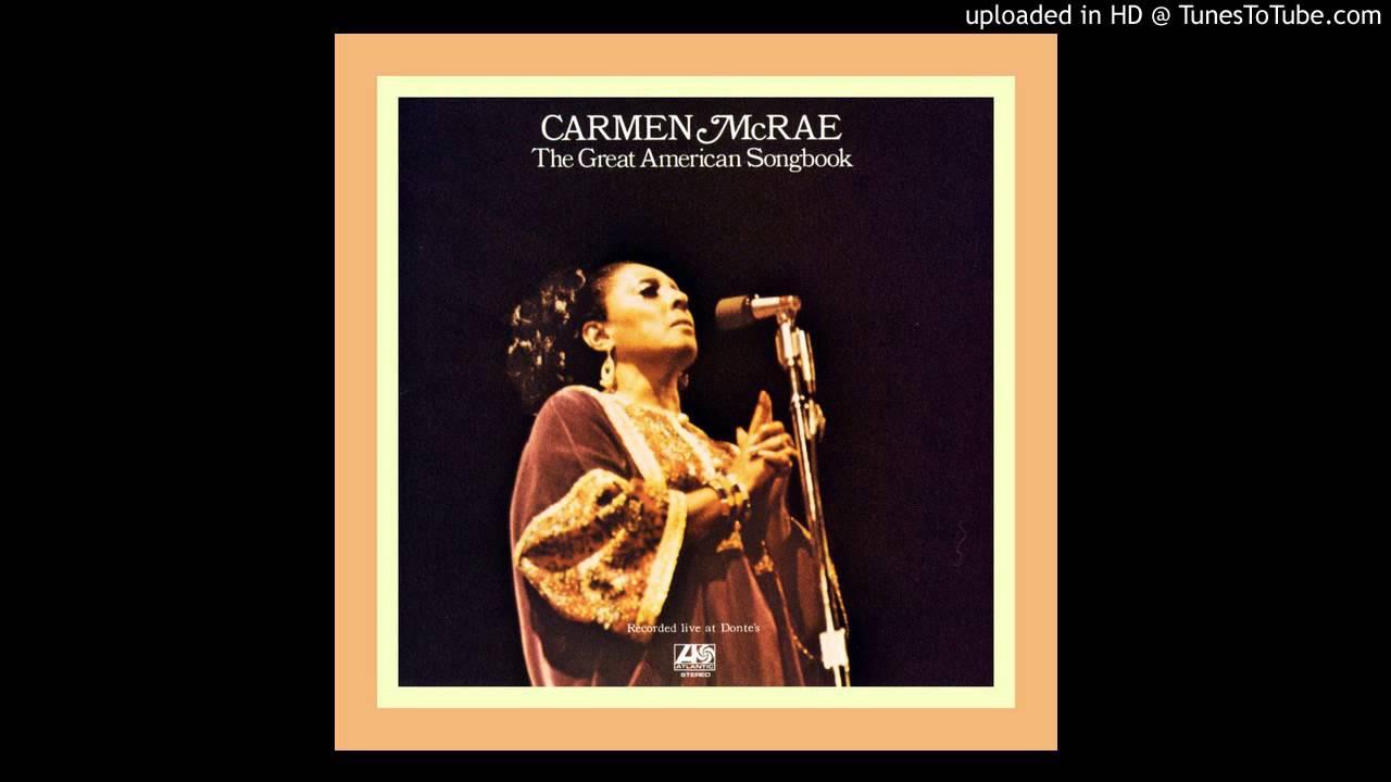 Carmen McRae - Live At The Montreux Jazz Festival
