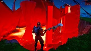 How to get INSIDE of the Volcano | Fortnite Glitch