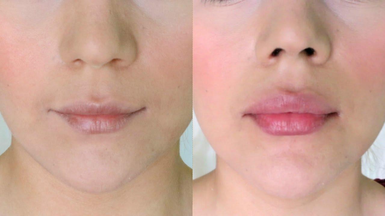 como engordar los labios naturalmente