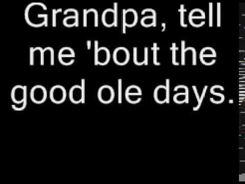 Grandpa   The Judds With Lyrics