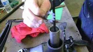 Office chair repair Haworth gas cylinder lift ,