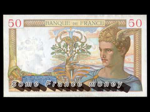 LEARN AND SEE SOME FRANCE  MONEY