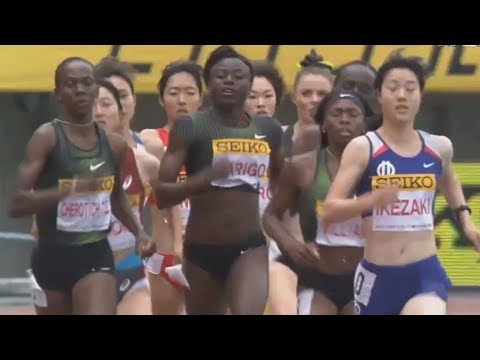 Women's 800m OSAKA GOLDEN GRAND PRIX 2018