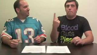 The Nosebleed Seats (week 8)