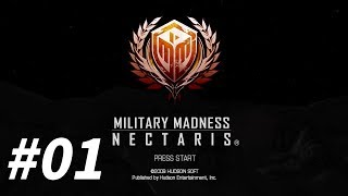 Military Madness: Nectaris - Part 1 (Revolt)