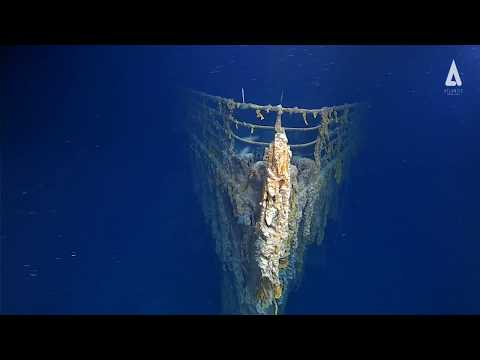 Wake Up Call - New Video Shows the Deterioration of the Titanic Wreckage