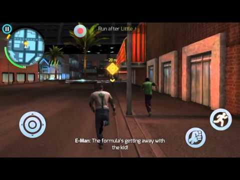 [Gangstar Vegas] #3: Runner on the run