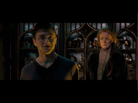 Harry Potter And The Order Of The Phoenix - Harry's Dream About Arthur Weasley (HD)