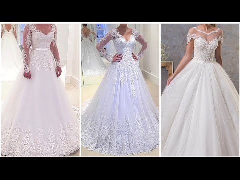 comparison-of-an-off-white-wedding-dress-to-lvory-?-white-colour-wedding-dress-differences-style-?