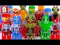 Every LEGO Galaxy Squad Minifigure EVER MADE!!!   Collection Review