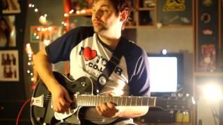 Justin Bieber   Mistletoe guitar cover by Andrew Sherbina