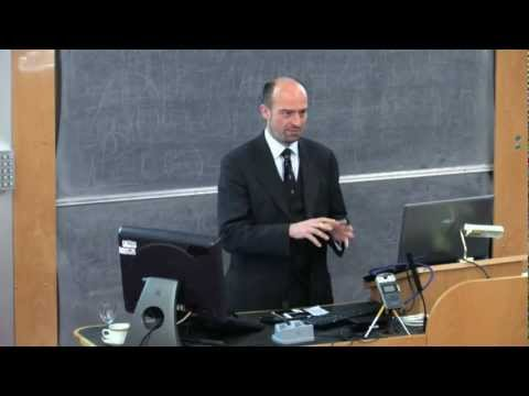 Prof Richard Werner at the Just Banking conference on 20th April 2012