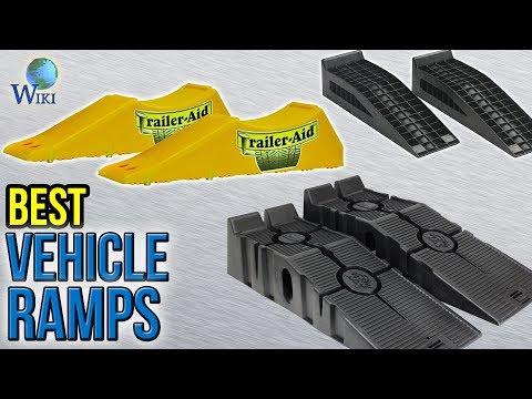 7 Best Vehicle Ramps 2017