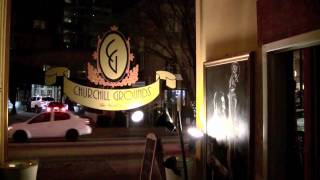 Churchill Grounds, Atlanta GA - A Jazz Place