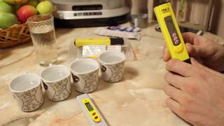 видео Приборы для измерения ph