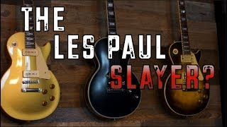Is This Guitar The Les Paul Slayer?!