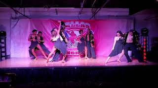 David Herrera amateur latin/ballroom team bachatango / afro / salsa @ Dallas salsa congress 9/20/19