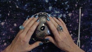 ASMR ~ Metallic Sounds / Handling A Steamer Basket (Opening & Closing) / Whisper