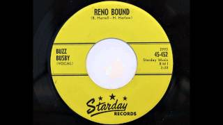 Buzz Busby - Reno Bound (Starday 452) [1959 bluegrass]