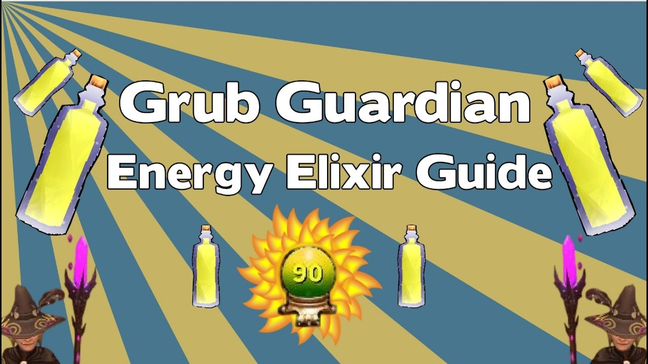 Wizard101 Grub Guardian Energy Elixirs with Natalie #1