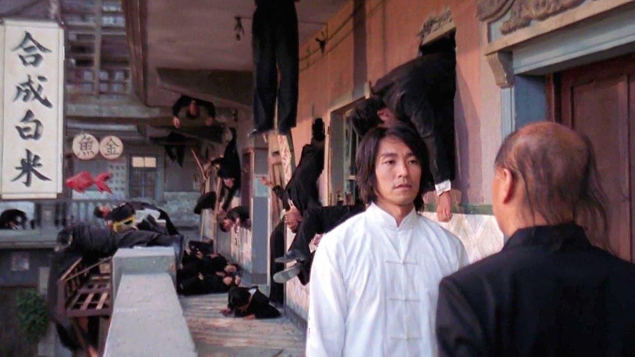 Download Kung Fu Hustle   Final Fight