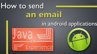 Send an email in android application