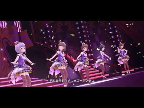 デレステ MV 「イリュージョニスタ!」(Game Ver.) 本田未央、佐久間まゆ、鷺沢文香、輿水幸子、新田美波