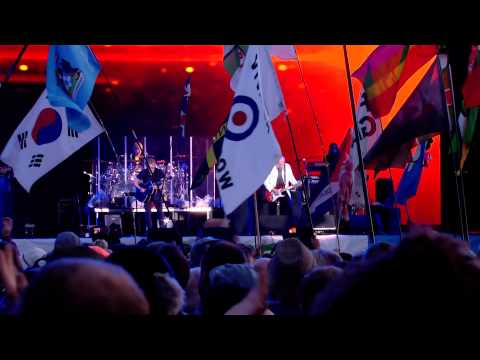 The Who - Who Are You (Glastonbury 2015)