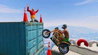 GTA 5 CRAZY & FAIL Compilation #18 (GTA V Funny Moments)