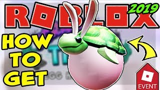 [EVENTO] COMO OBTENER EL EGG DE SLOW'n'STEADY ? ROBLOX EGG HUNT 2019 - Speed Run 4