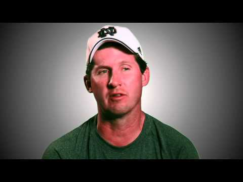 Steve Beuerlein - Strong and True - 125 Years of Notre Dame Football - Moment #045