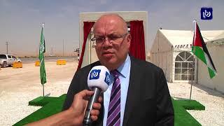 افتتاح رئيس الوزراء مشروع تأهيل الطريق الصحراوي بعد انتظار طويل - (14-9-2017)