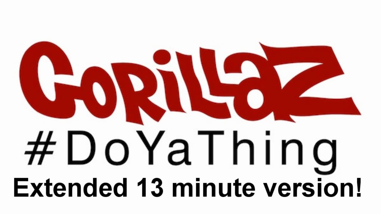 REAL LIVE HIPHOP NEWS and Videos: Gorillaz - DoYaThing ft