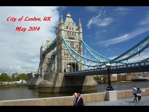 London, UK, Visitor Tour, May 2014, HD 1080p