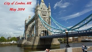 London UK Visitor Tour May 2014 HD 1080p