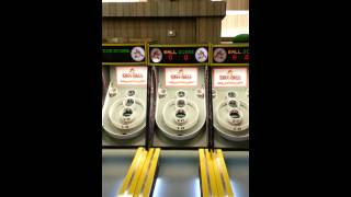 Vintage Skee-Ball Antique Arcade Game - Winning Free Games