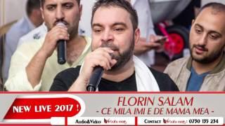NEW LIVE 2017 ♪ Florin Salam - Ce mila imi e de mama mea By Barbu Events