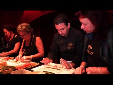 Sushi class - SaturDAYS at Buddha-Bar Monte-Carlo