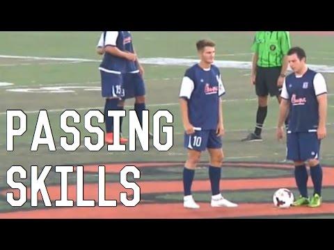 Michael Cunningham | Midfield Maestro | Pro Level Passing