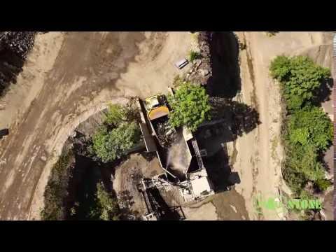 Haledon Quarry Drone Video