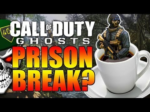 Call Of Duty: Ghosts - Honey Badger Gameplay on Prison Break! COD GHOSTS MULTIPLAYER!