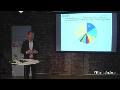 Klimafrokost om havvind. Jon Dugstad, Norwegian Energy Partners