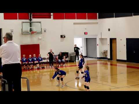 Spencer County Middle School Volleyball