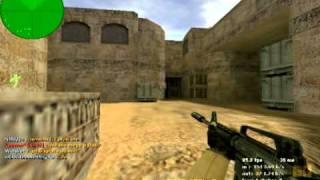 M!L@N0 Cs Serbia m42 5kill`s de dust2