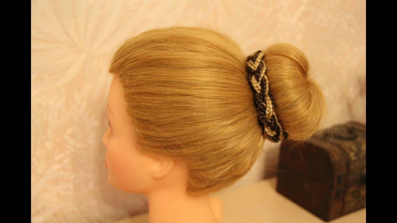 Гульки на волосах у детей