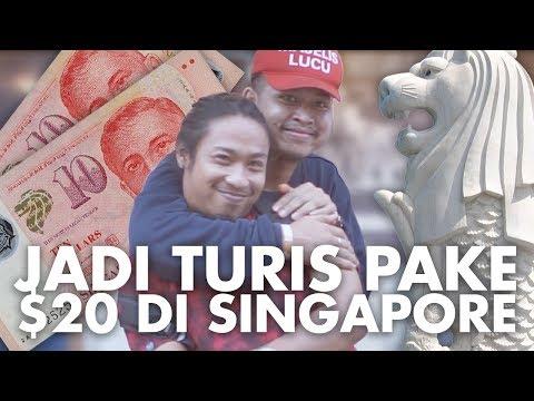 Seharian di Singapore Pake $20   Mati Penasaran #24