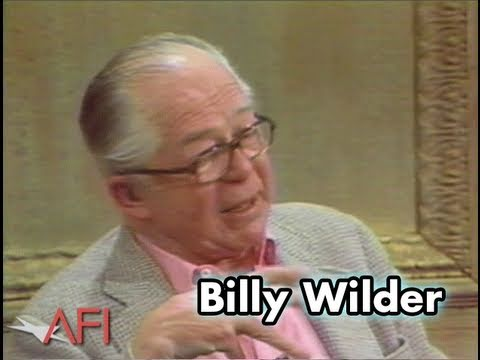 Billy Wilder On Preparing To Shoot A Film