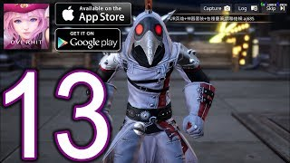 OVERHIT English Android iOS Walkthrough - Part 13 - Chapter 6: Underground Escape