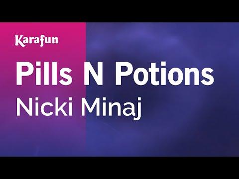 Karaoke Pills N Potions - Nicki Minaj *